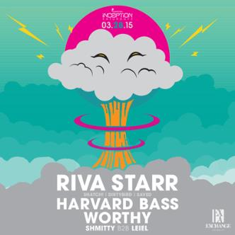 Inception ft. Riva Starr, Harvard Bass & Worthy-img
