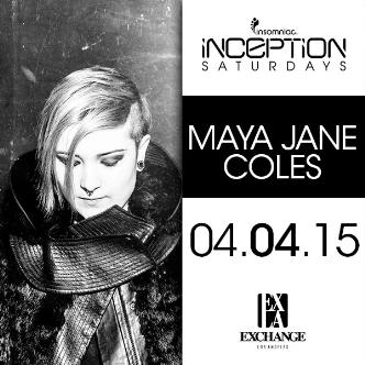 Inception ft. Maya Jane Coles-img