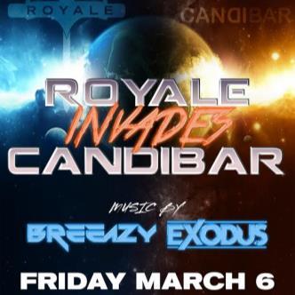 Royale Invades Candibar @ Candibar-img