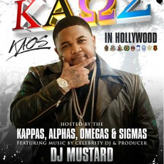 KAOS IN HOLLYWOOD W/ DJ MUSTARD-img
