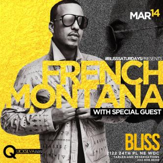 FRENCH MONTANA LIVE! AT BLISS NIGHTCLUB-img