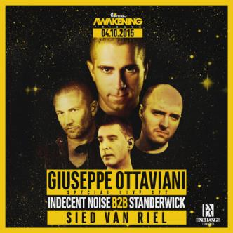 Giuseppe Ottaviani, Indecent Noise b2b w/ Standerwick & ...-img