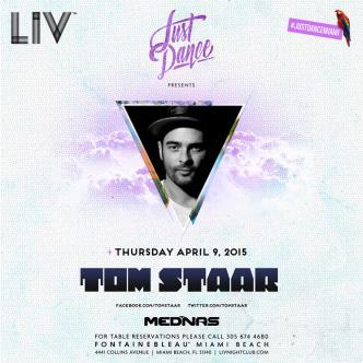 Just Dance presents: Tom Staar LIV-img
