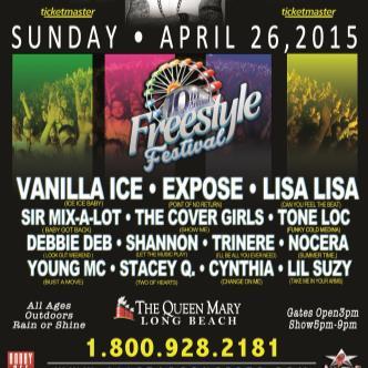 FREESTYLE FESTIVAL  -SUNDAY -2nd Show-img