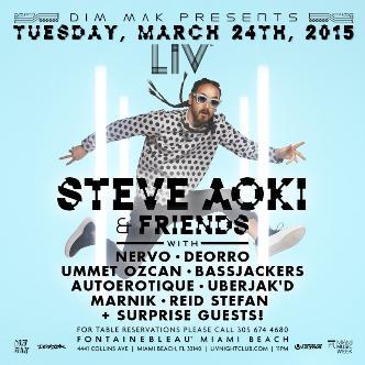 Steve Aoki & Friends LIV-img