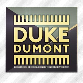 DUKE DUMONT -  THE MID-img