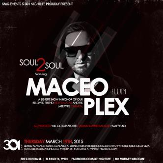 MACEO PLEX @ 301 Live-img