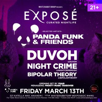 Exposé ft. Panda Funk & Friends-img