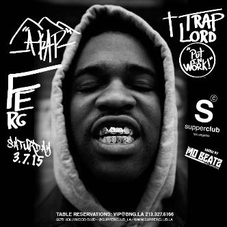 A$AP FERG + FRIENDS-img