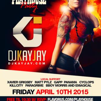 Playhouse w/ Playboy DJ Kay Jay At Lizard Lounge-img