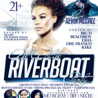 ALL WHITE RIVERBOAT PARTY-img