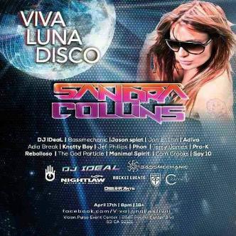 Viva Luna Disco w/ SANDRA COLLINS-img