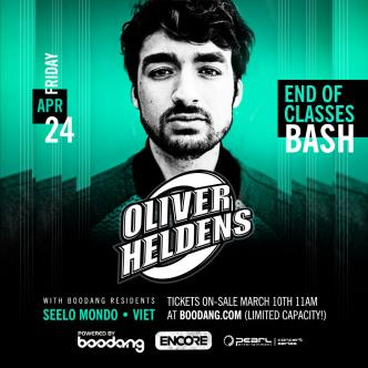 Oliver Heldens // End Of Classes Bash-img