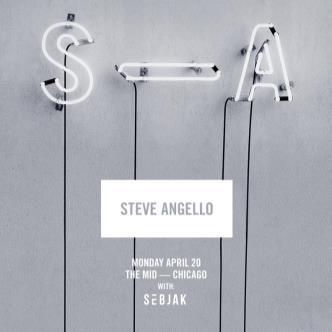 STEVE ANGELLO - THE MID-img