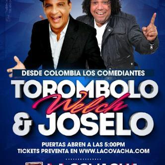 Torombolo Welch & Joselo-img
