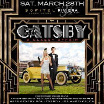 The Great Gatsby Ball @ Riviera 31 (Sofitel Hotel)-img