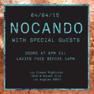 NOCANDO + Very Special Guest.-img