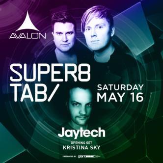 Super 8 & Tab, Jaytech, Kristina Sky-img