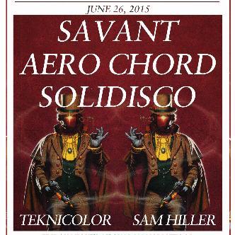 Savant, Aero Chord, Solidisco-img
