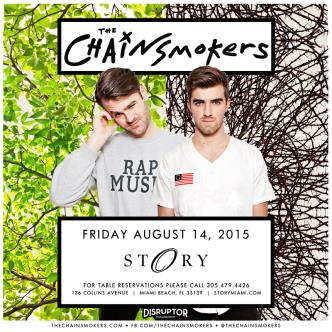 The Chainsmokers STORY-img