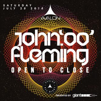 John OO Fleming - Open to Close-img