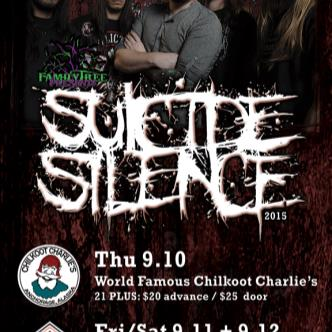 Suicide Silence (All Ages #1)-img