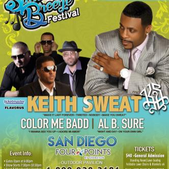 SUMMER BREEZE FESTIVAL in SD - KEITH SWEAT-img