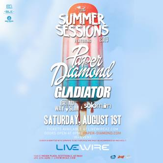 Summer Sessions Featuring Paper Diamond-img