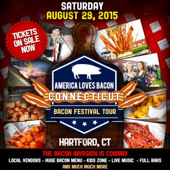 America Loves Bacon - Connecticut-img