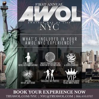 AWOL NYC - Event Tickets-img