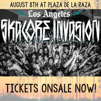 Los Angeles Skacore Invasion 2015 !-img