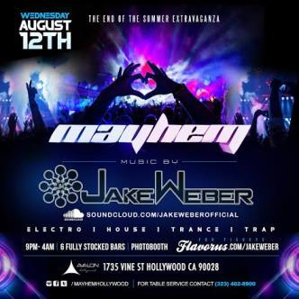 Mayhem at Avalon w/ Jake Weber-img