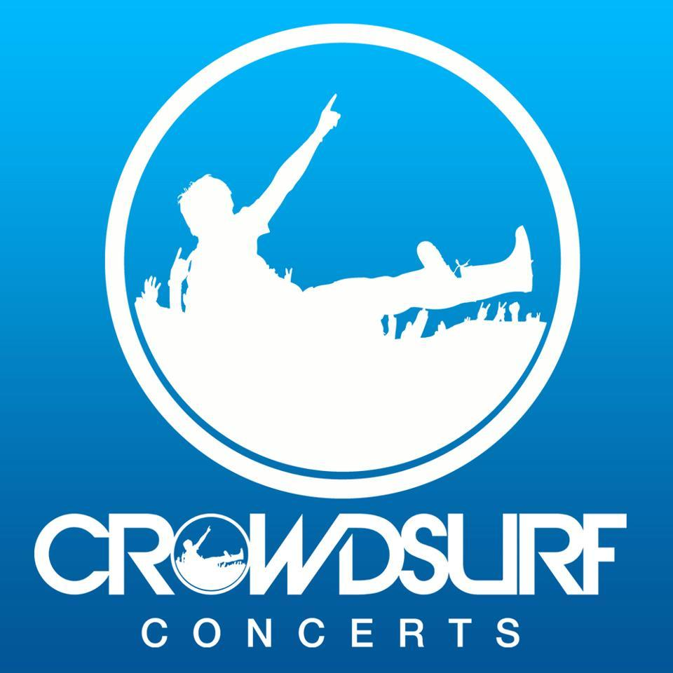 CrowdSurf Concerts: Main Image