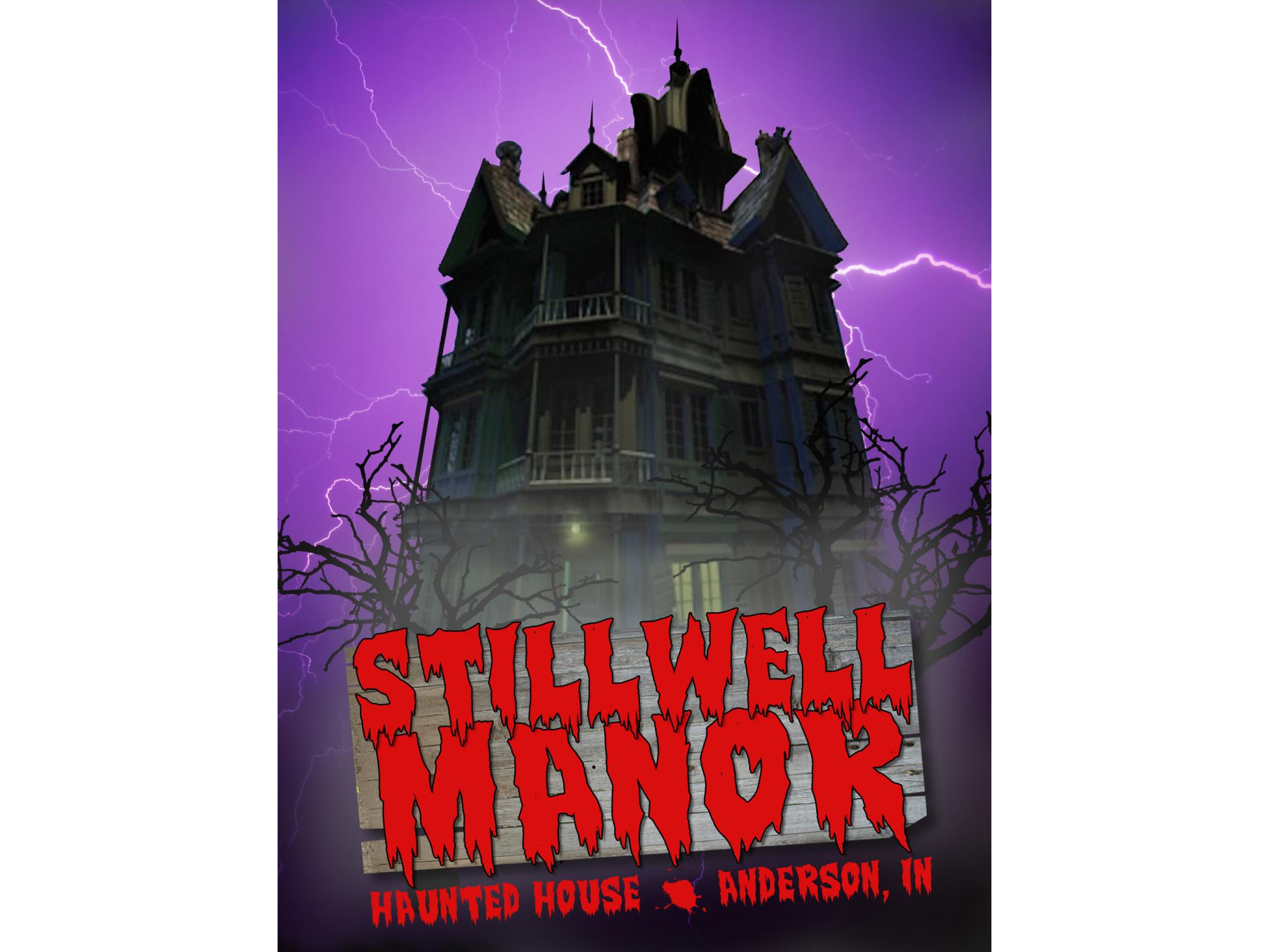 Stillwell Manor Haunted House: Main Image