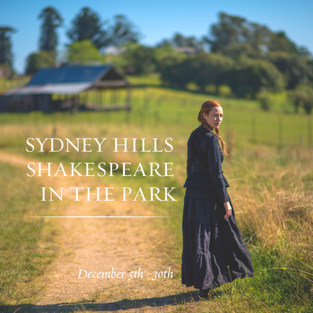 The Sydney Hills Shakespeare in the Park: Main Image