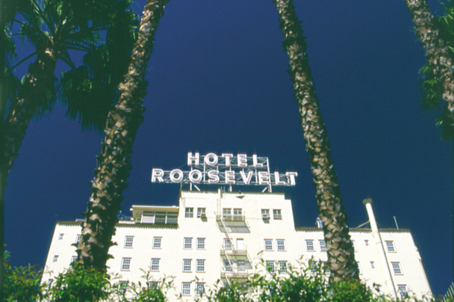 The Hollywood Roosevelt: Main Image