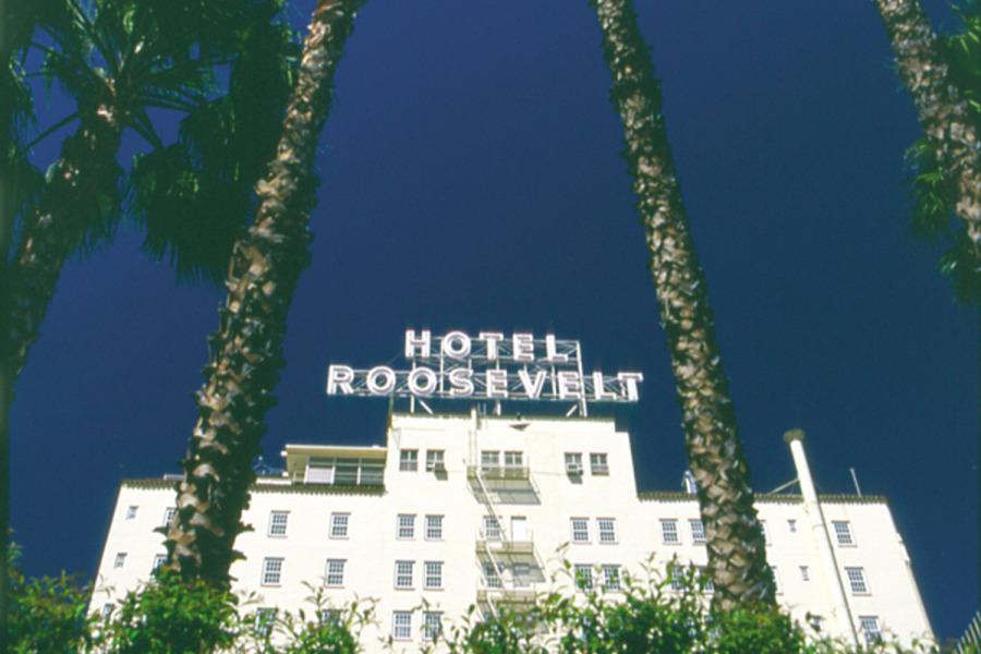 The Hollywood Roosevelt: Main Image